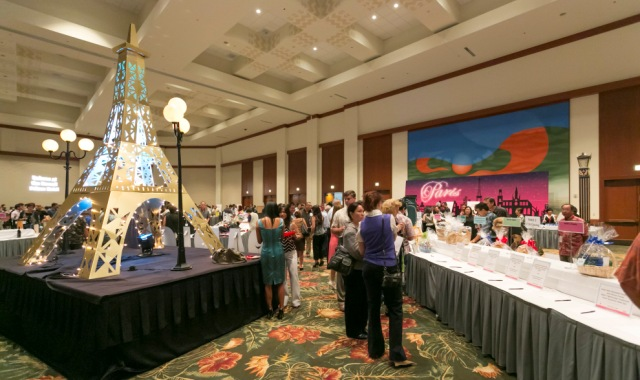 Ooh La La...12th Annual Chopsticks & Wine Returns to the Hawai`i Convention Center