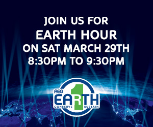 Join Us In Turning Off Your Lights For Earth Hour!