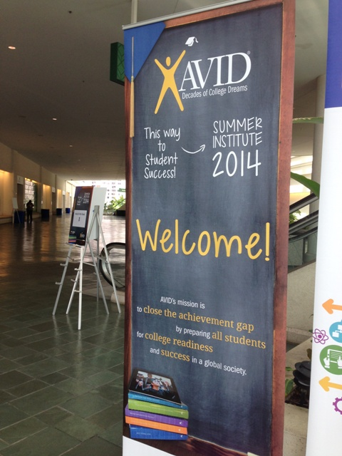 Educators Convene in Hawai`i to Launch First AVID Summer Institute of the Season