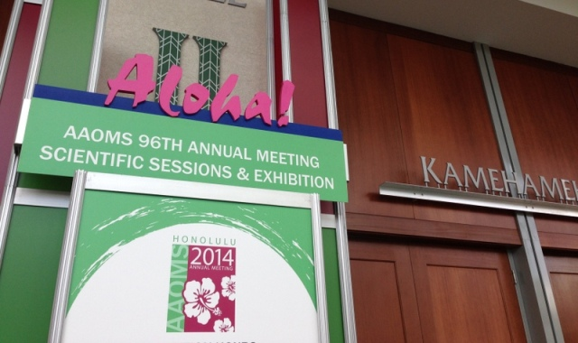 Hawai`i Welcomes Back the American Association of Oral & Maxillofacial Surgeons