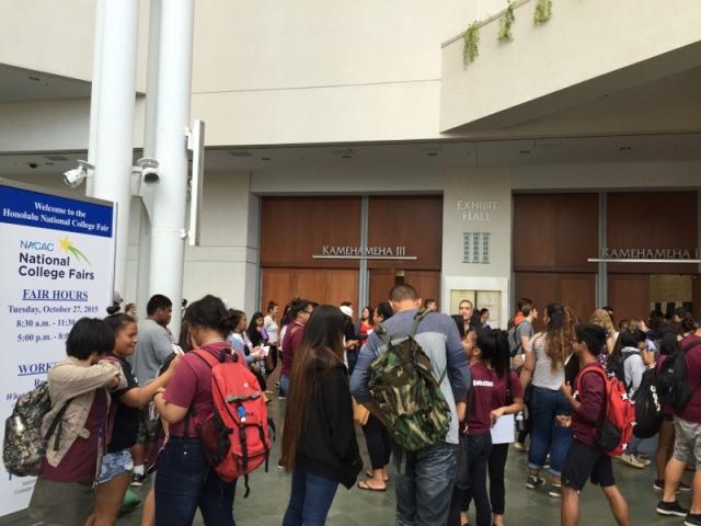 NACAC - 2015-Fall-National-College-Fair