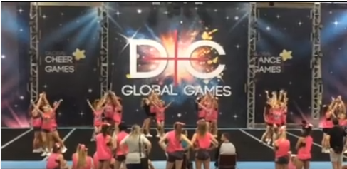 Global Dance + Cheer Games 2016