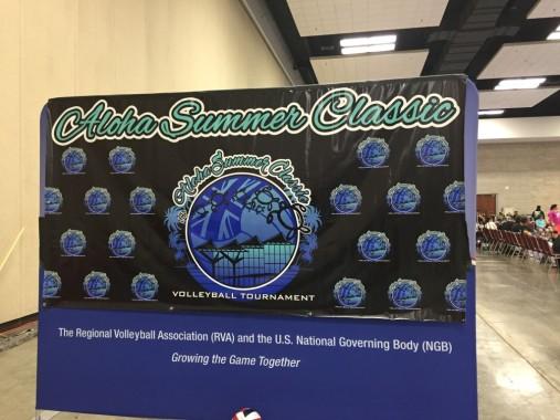 2016 Aloha Region Summer Volleyball Classic