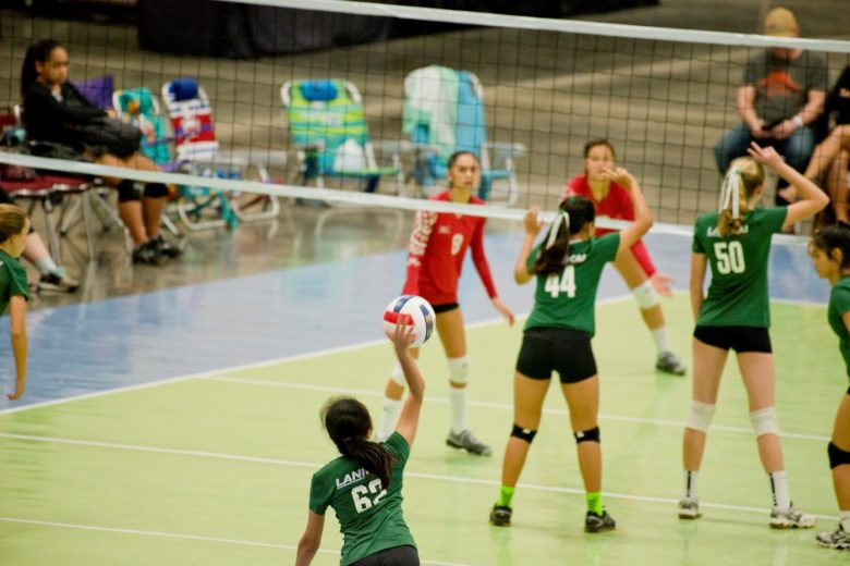 AAU Volleyball Honolulu Grand Prix