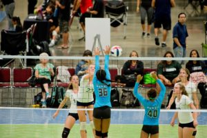 AAU Volleyball Honolulu Grand Prix at the Hawaii Convention Center