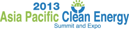 asia pacific clean energy summit logo
