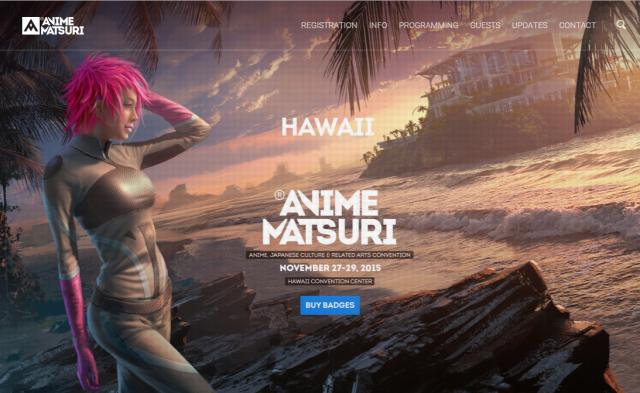 Anime Matsuri Hawaii