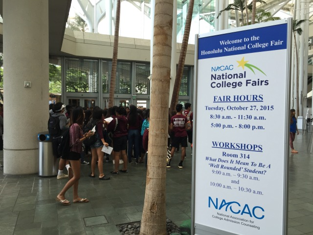 NACAC - 2015-Fall-National-College-Fair