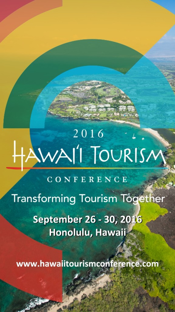 2016 Hawaii Tourism Conference